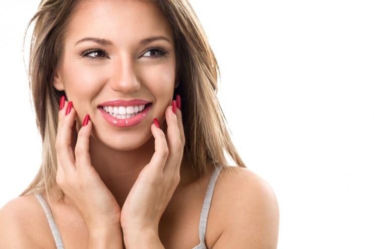 bianco dei denti