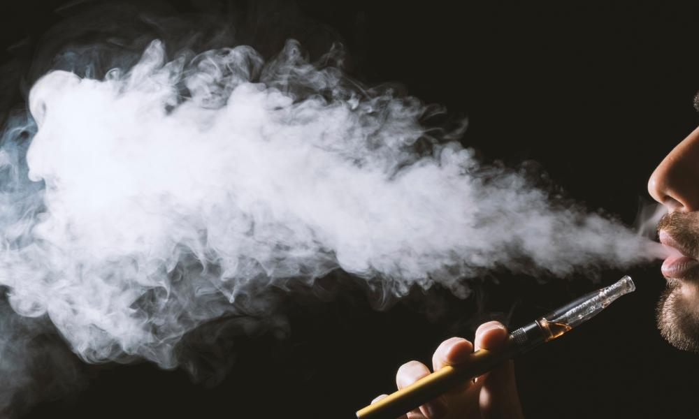 Cavo orale e sigarette elettroniche